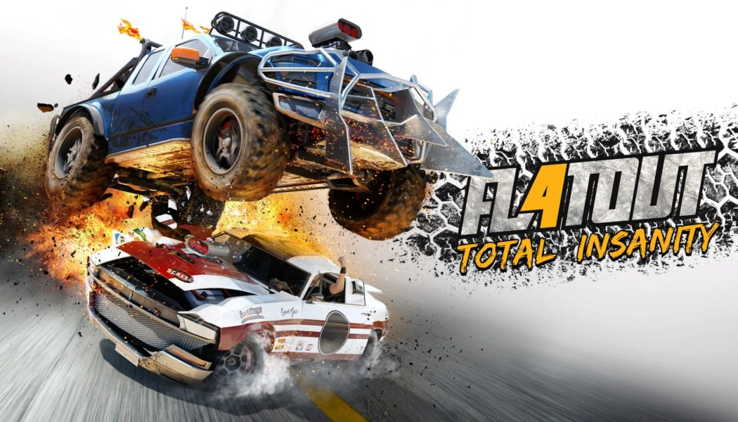 FlatOut 4: Total insanity Now on Steam