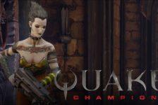 Quake Champions 'Slash' Champion Trailer Revealed