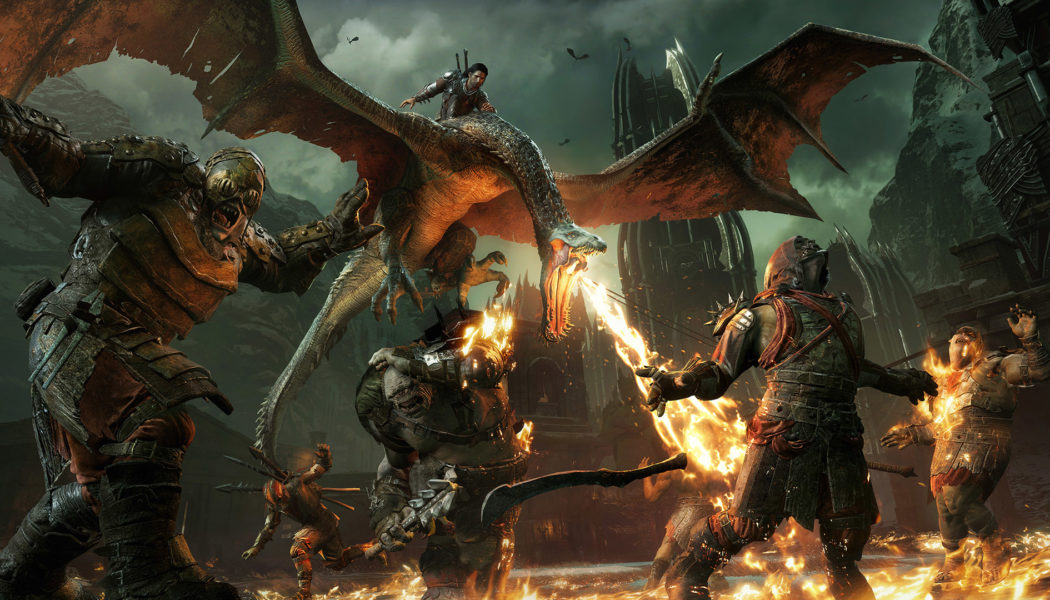 The New Nemesis System Revealed In Shadow Of War Trailer