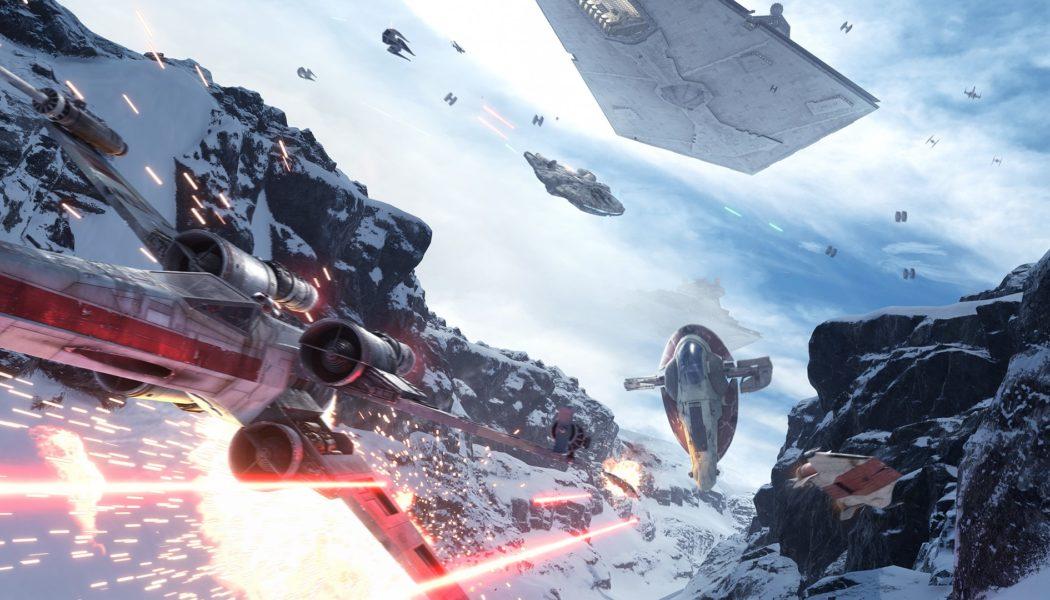 Star Wars Battlefront 2 Trailer Leaked