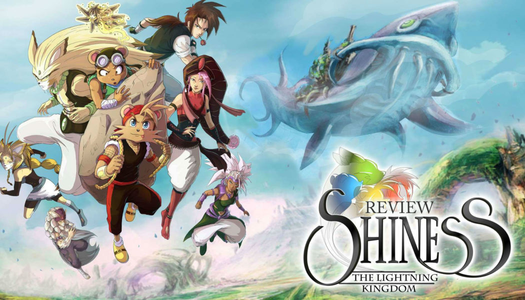 A Shining Star: Shiness: The Lightning Kingdom Review