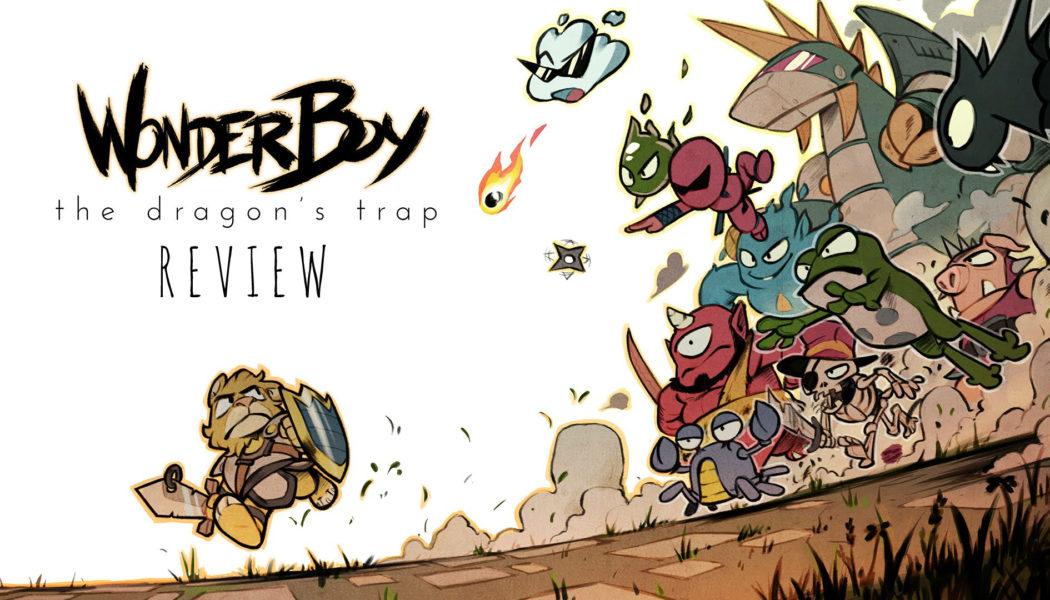 Lizard-Man Strikes Back: Wonder Boy: The Dragon's Trap Review