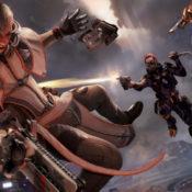 Gravity Defying LawBreakers Coming To PS4
