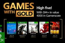 Xbox Live Games With Gold Announced For June 2017 Announced
