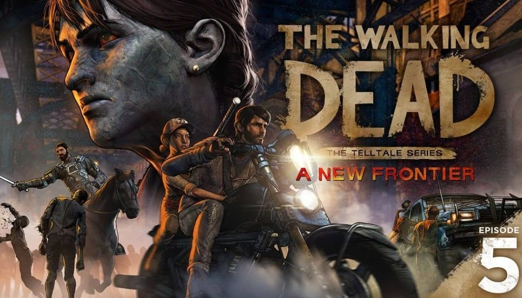 Walking Dead: A New Frontier Episode 5 Release Date Revealed