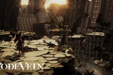 Code Vein Debut Trailer Released, Weapon Combat And Companion Gameplay Revealed