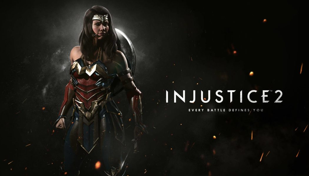 Injustice 2 Lets You Unlock Wonder Woman's Gear From The Movie