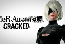 NieR: Automata Cracked Wide Open