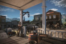 Red Dead Redemption 2 Leaked Image Turns Out To Be Wild West Online, A PvP MMO For PC