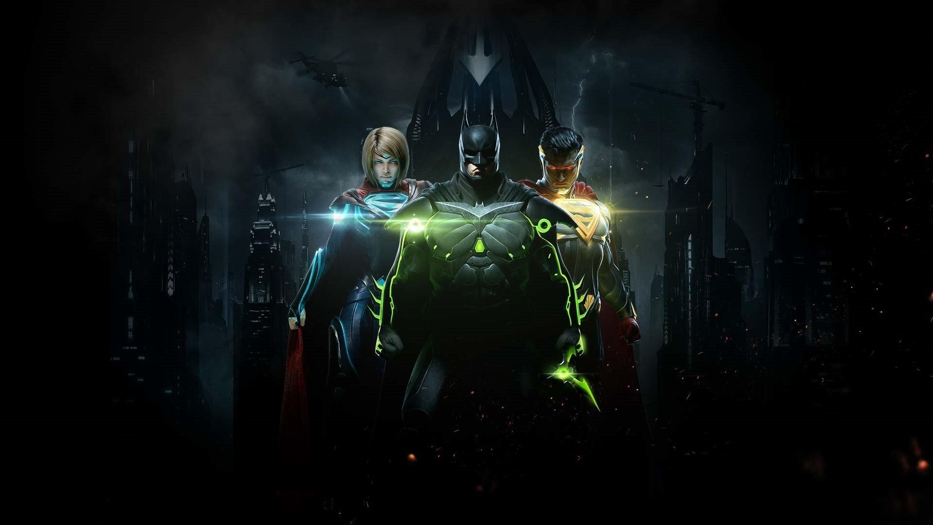 Supergirl-Batman-Superman-Standing