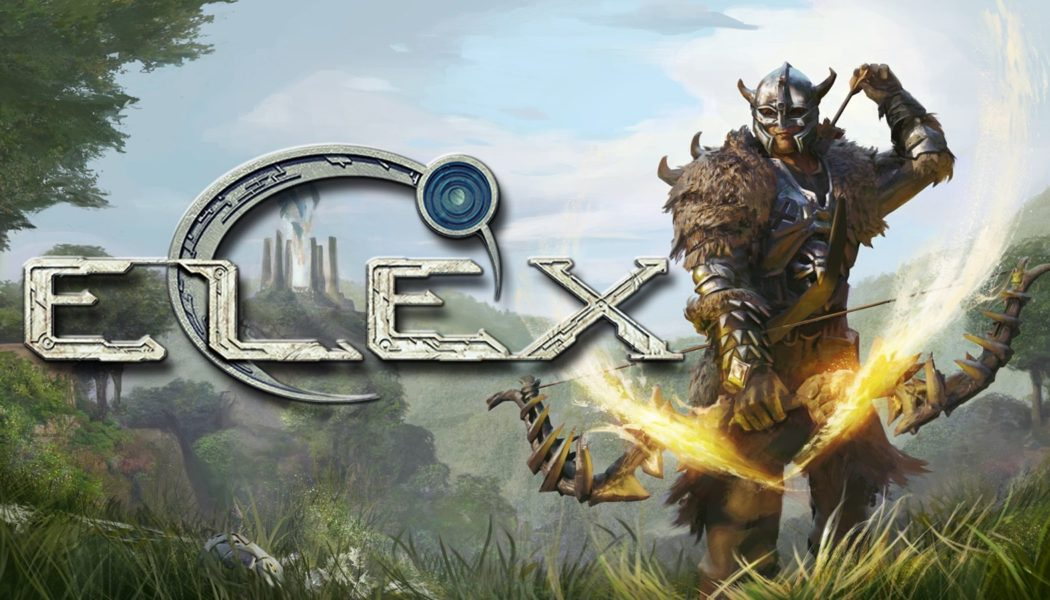 ELEX Gameplay Trailer Released