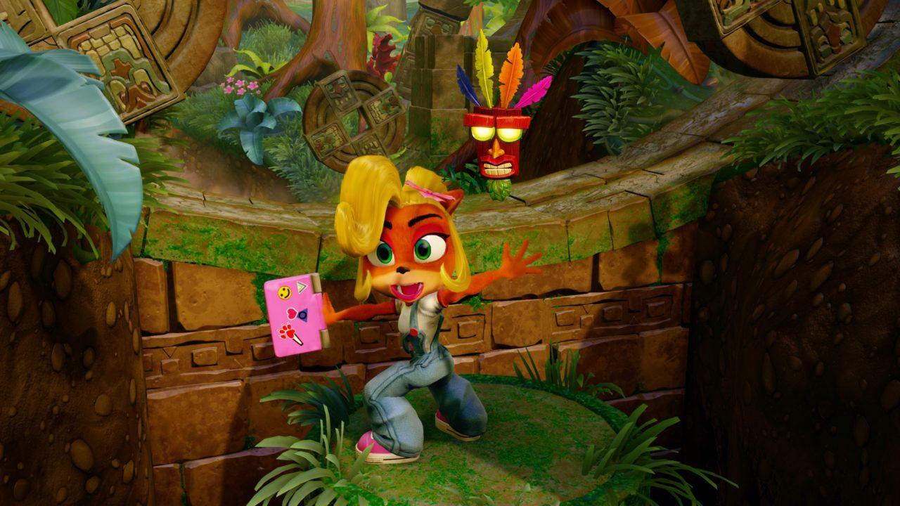 You Can Play As Coco Bandicoot In Crash Bandicoot N. Sane ...