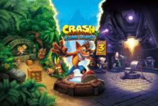 Crash Bandicoot N. Sane Trilogy 'Future Frenzy' Level Playthrough