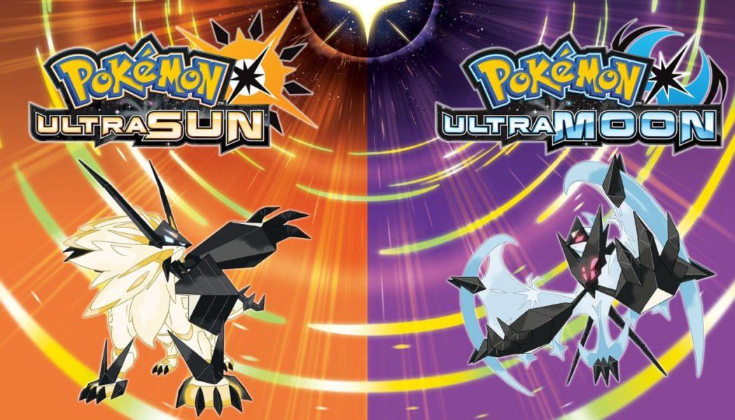 Pokémon Ultra Sun and Ultra Moon Announced for 3DS