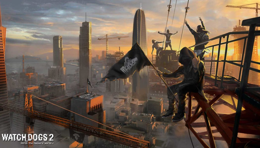 Watch Dogs 2 Gets 4 Player Party Mode Via Free Update