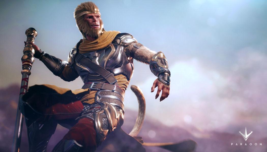 Paragon New Hero Revealed – Wukong