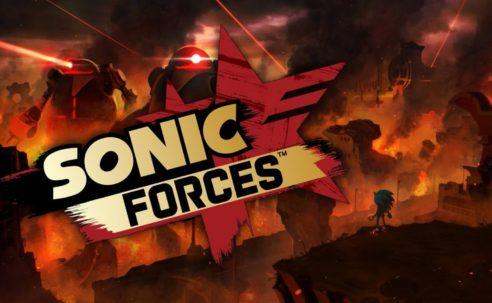 Sonic Forces New Villain 'Infinite' Revealed