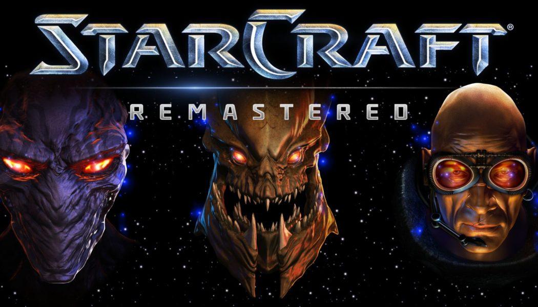 StarCraft: Remastered Arrives August 14, 'We Are Under Attack!' Trailer