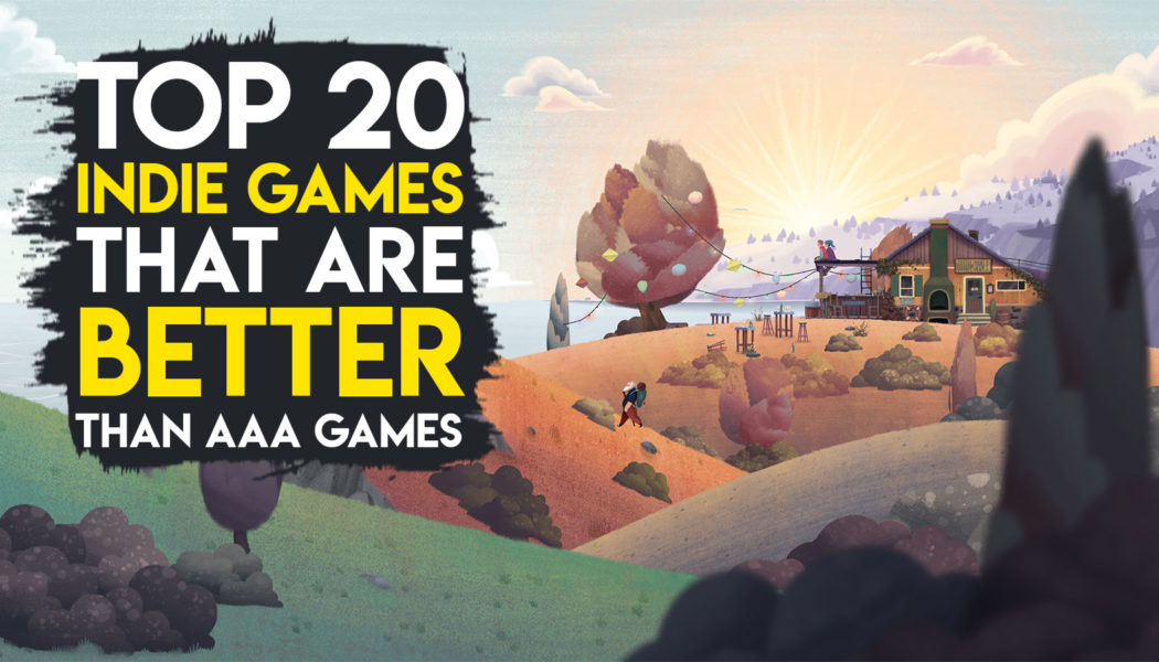 best indie games