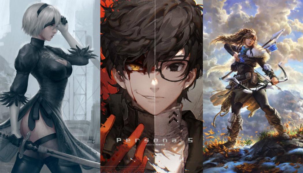 Top 10 Biggest Video Game Surprises Of 2017