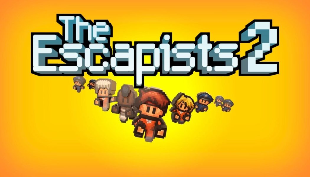 The Escapists 2 Multiplayer Reveal Trailer