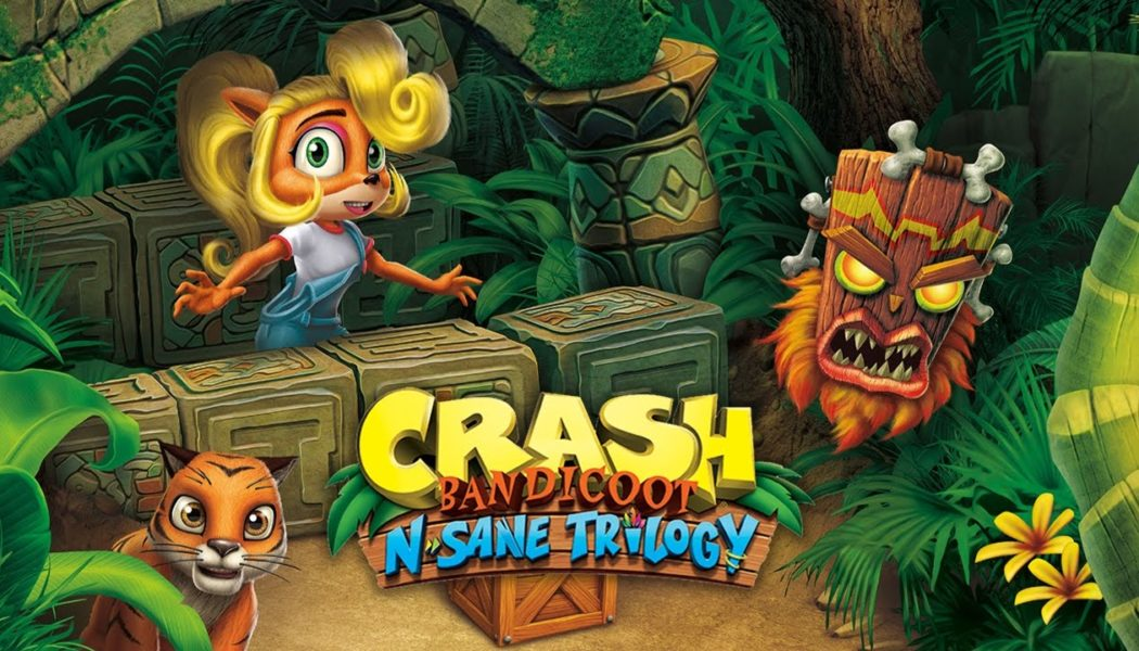 You Can Play As Coco Bandicoot In Crash Bandicoot N. Sane Trilogy