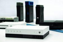Microsoft Showcases Project Scorpio Dev Kit