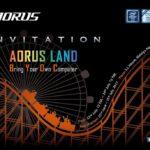 Aorus Land Delhi 2017