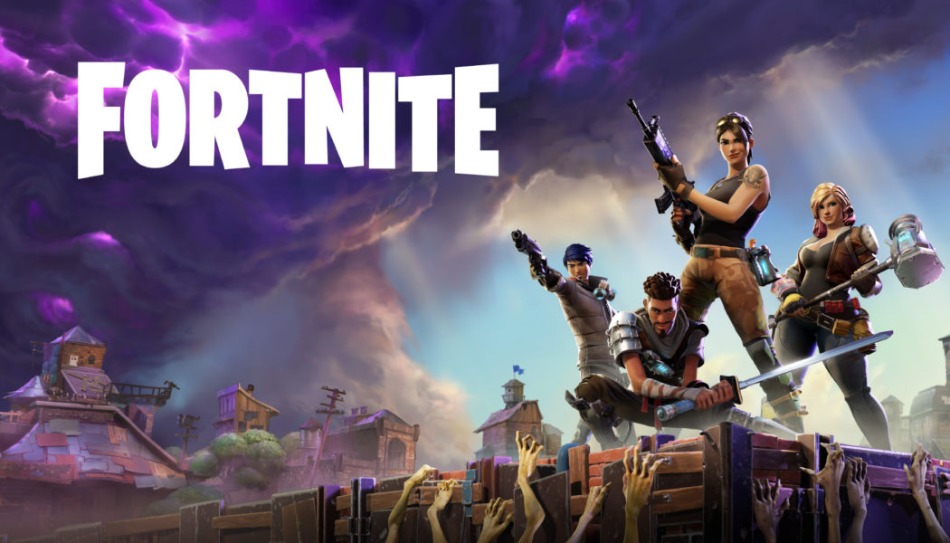 Fortnite Out Today, Launch Trailer