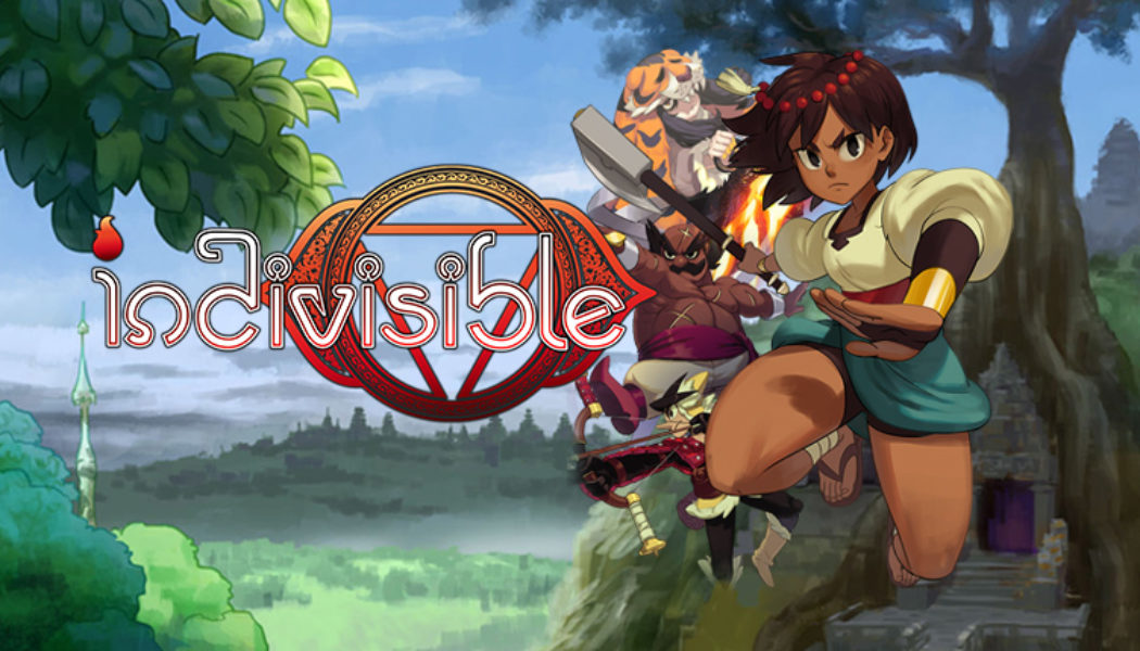 Indivisible Anime Expo 2017 Sizzle Reel