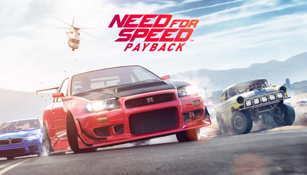 Need for Speed: Payback Story Trailer