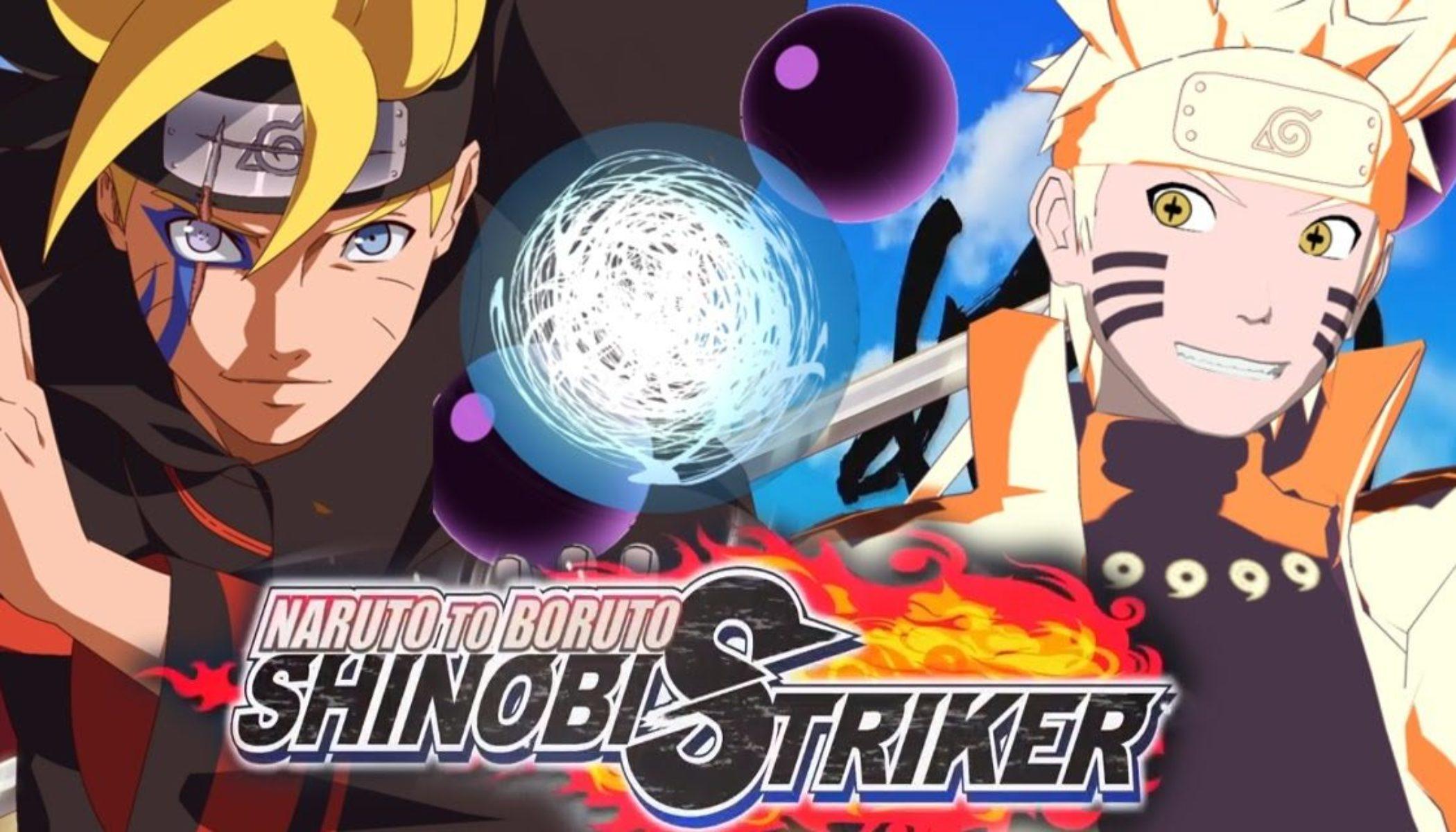 Naruto to Boruto: Shinobi Striker Gameplay Trailer - Gaming