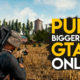 PlayerUnknown's Battlegrounds Is Now Bigger Than GTA V Online