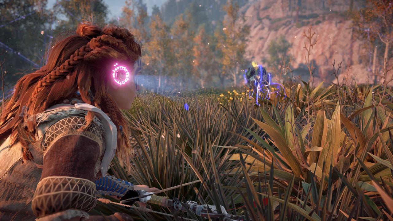 Horizon Zero Dawn Patch 1.30 Adds New Game+, Ultra Hard