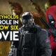 Ryan Reynolds To Play Lead Role In Upcoming Rainbow Six Movie (Rumor)