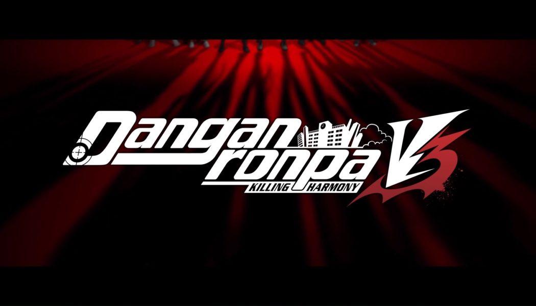 Danganronpa V3: Killing Harmony Overview Trailer- PS4, Vita & PC