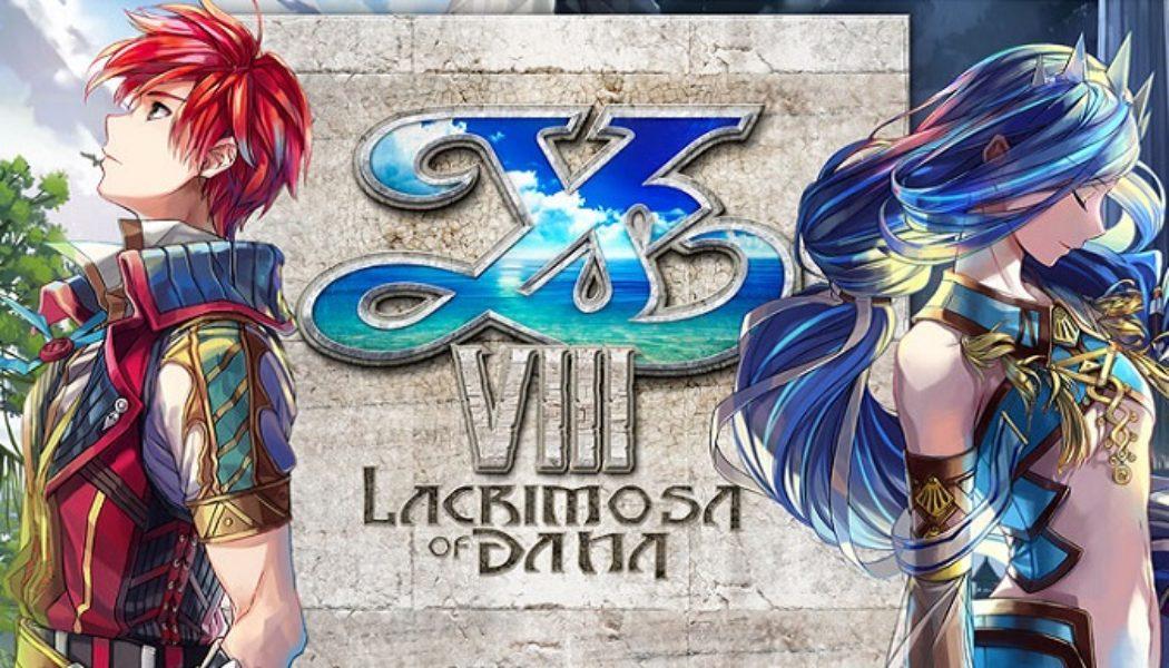 Ys VIII: Lacrimosa of Dana 'Mysteries of the Isle' Trailer – PS4, Vita & PC
