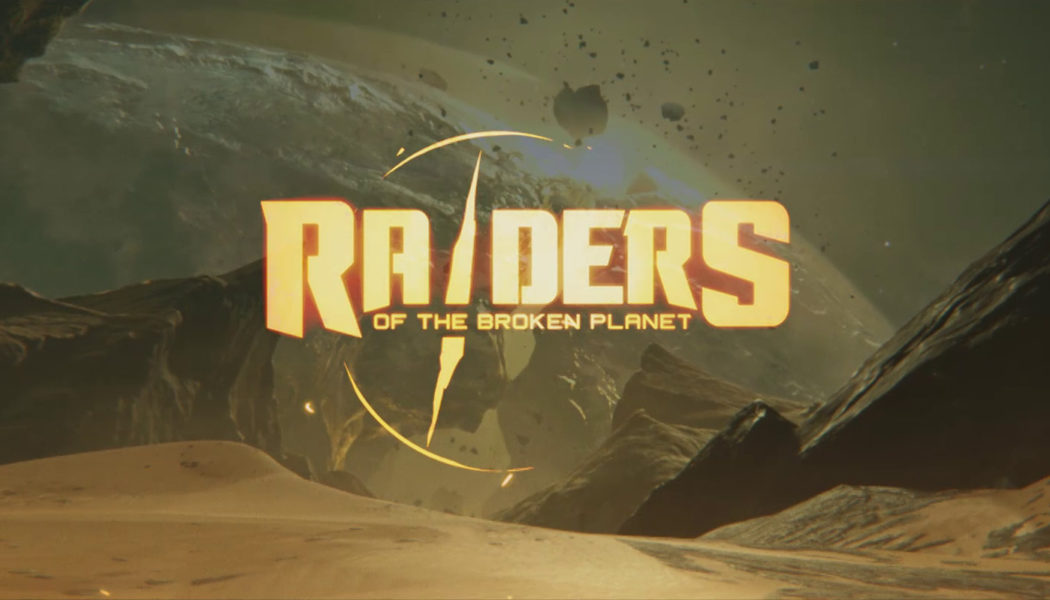 Raiders Of The Broken Planet Releases in September