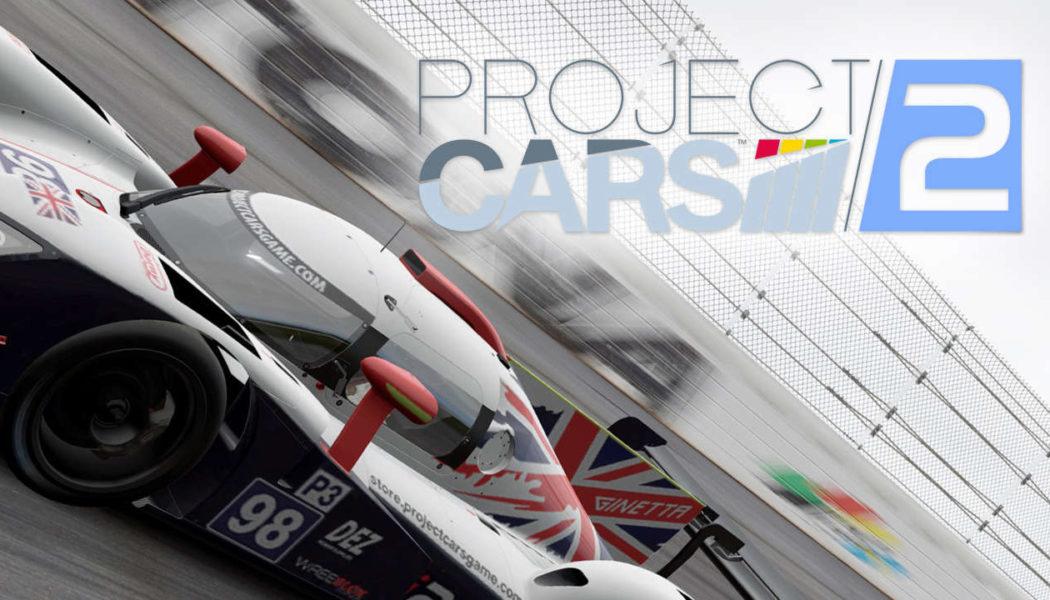 Project CARS 2's full Ferrari roster revealed