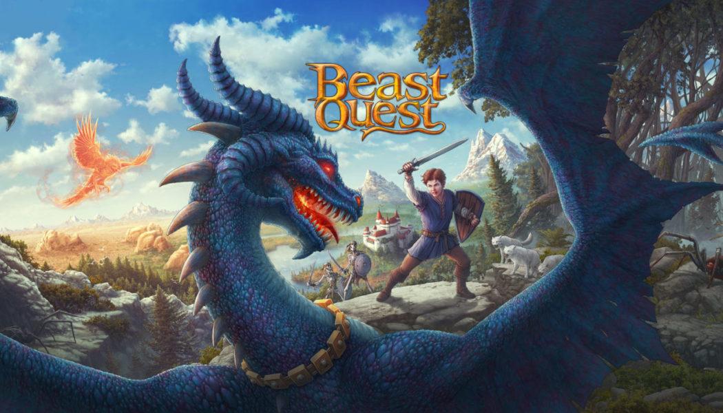 Maximum Games And Torus Games Announce Beast Quest