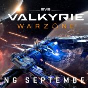 EVE: Valkyrie free expansion 'Warzone' announced, adds non-VR and cross-platform