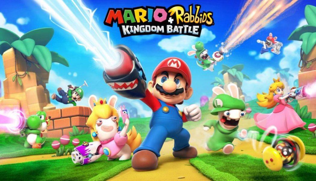 Mario + Rabbids Kingdom Battle 'Rabbid Luigi' Character Trailer