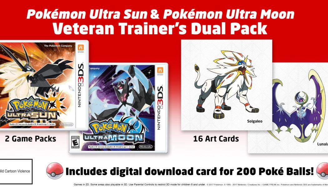 Pokémon Ultra Sun/Moon Dual Pack and Fire Emblem Warriors Special Ed. Announced