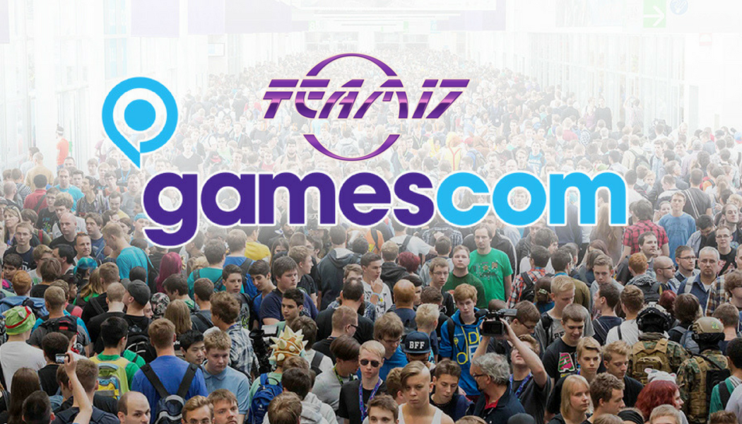 Team17's Gamescom Line-up Announced