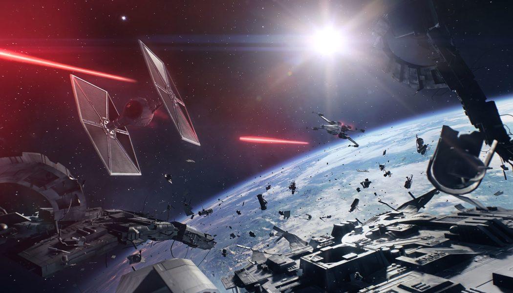 Star Wars Battlefront II Showcases Starfighter Assault In New Trailer