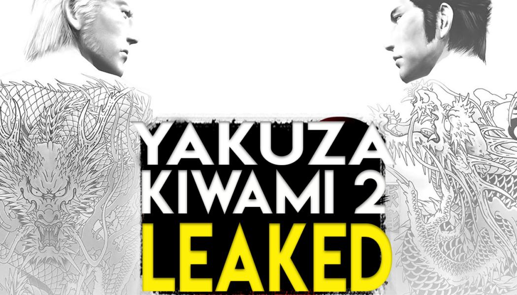 Yakuza Kiwami 2 Leaked On Taiwan PlayStation Store