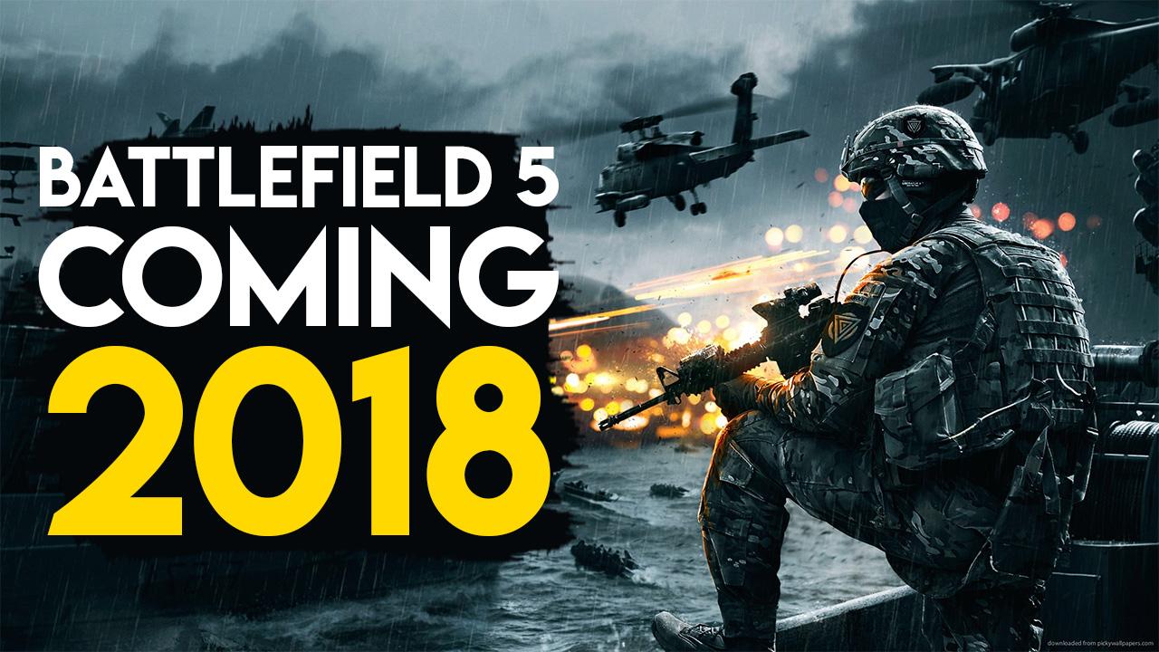 ea confirms new battlefield game releasing in 2018. Black Bedroom Furniture Sets. Home Design Ideas