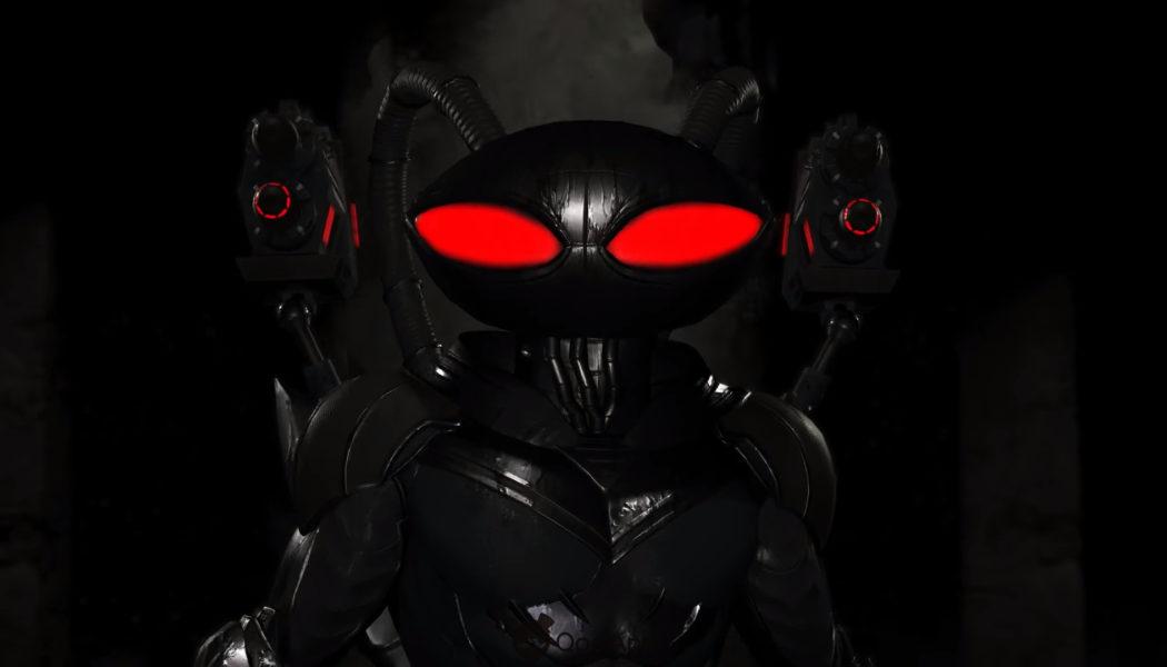 Injustice 2- Black Manta Revealed