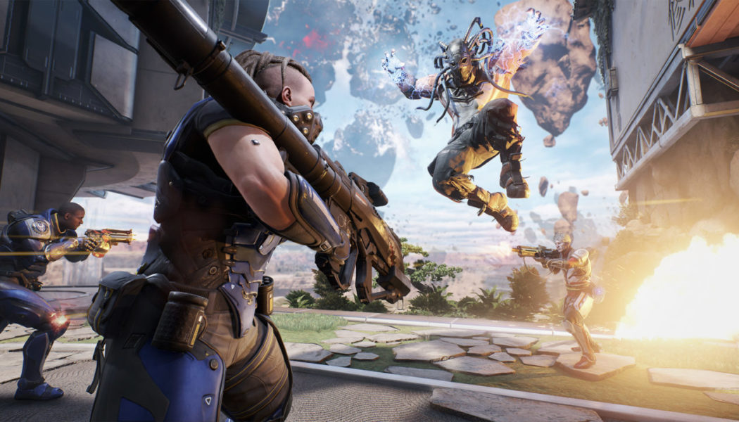 LawBreakers' Player Numbers At Launch Lower Than Battleborn
