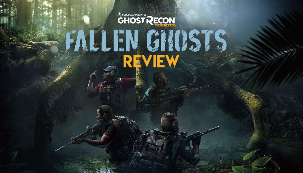 Wildlands Fallen Ghosts (DLC) – Review